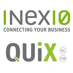 inexio Informationstechnologie und Telekommunikation GmbH | Quix Breitband GmbH